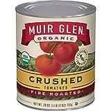 Muir Glen, Organic Crushed Tomatoes, Fire Roasted, 28 oz