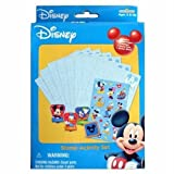 : Disney Mickey Stamp Activity Set
