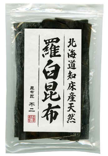 Natural Rausu kelp 30g by Fuji Food