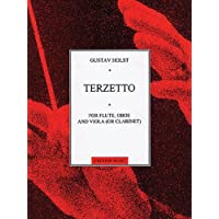 Gustav Holst: Terzetto For Flute,Oboe And Viola (Or Clarinet)