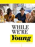 DVD : While We're Young