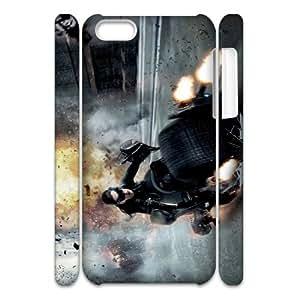 Batman SANDY0088524 3D Art Print Design Phone Back Case Customized Hard Shell Protection Iphone 5C