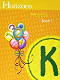 Horizons Mathematics Kindergarten Complete Set