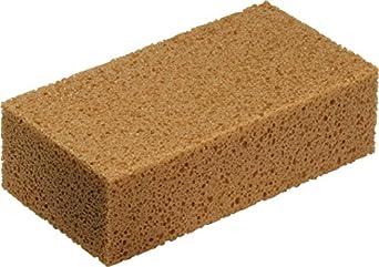 Carlisle 36550100 Orange 8-1/4-Inch Flo-Pac Extra Large Sponge (Case of 24)