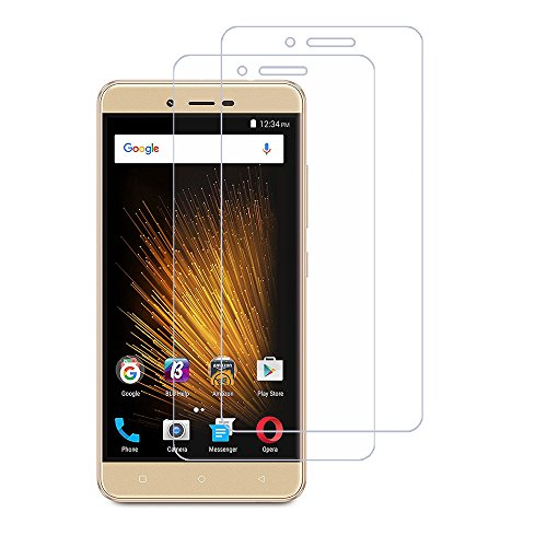 BLU VIVO XL2 Maximum Protection Screen Protector, Gzerma Sh