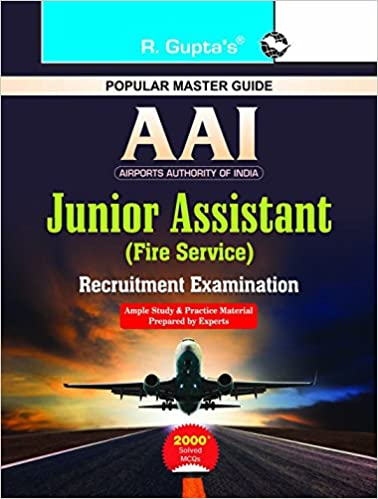 Buy airports authority of india junior assistant fire service buy airports authority of india junior assistant fire service recruitment exam guide book online at low prices in india airports authority of india fandeluxe Gallery