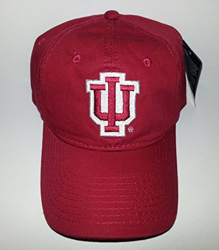 Indiana University Hoosiers Adjustable Buckle Hat Embroidered Cap