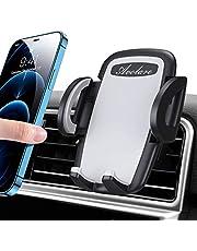 Avolare® Auto Gsm-houder voor Autoventilatie Universele Gsm-autohouder Telefoonhouder [Uniek Ontwerp, Hoge Kwaliteit] voor Samsung, Huawei, LG, Phone 11 Pro / Xs / 8 en meer-Grijs