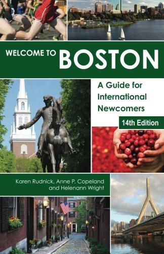 Welcome to Boston: A Guide for International Newcomers