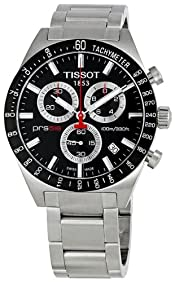 Tissot Men's TIST0444172105100 PRS 516 Black Dial Watch