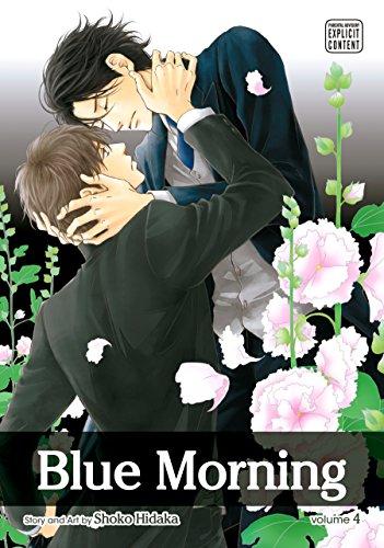 Blue Morning, Vol. 4 (Yaoi Manga)