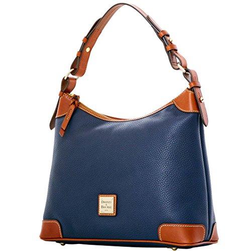 Dooney & Bourke Pebble Grain Hobo Shoulder Bag - Dooney & Bourke Designer Handbags