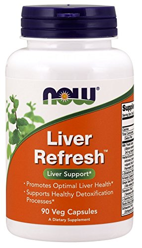 Liver Refresh 90 Capsules Pack product image