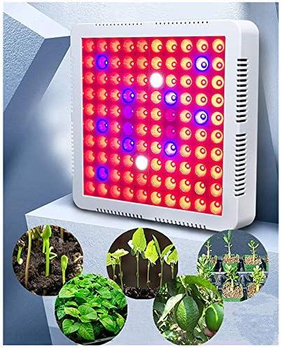 Lámpara LED 420Grow UFO de cultivo interior redonda | germinación crecimiento y falsas Plants de marihuana | Panel Grow hidropónico | Potencia 450W, bajo consumo energía IP55