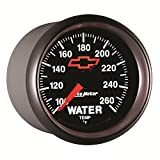 Auto Meter 3655-00406 GM Series Electric Water Temperature Gauge