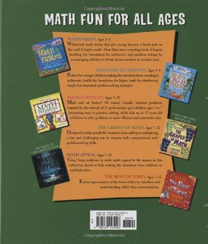 Math Potatoes: Mind-stretching Brain Food: Greg Tang, Harry Briggs ...