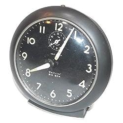 For Parts - Vintage 1940's Era Westclox Big Ben Wind-Up Alarm Clock