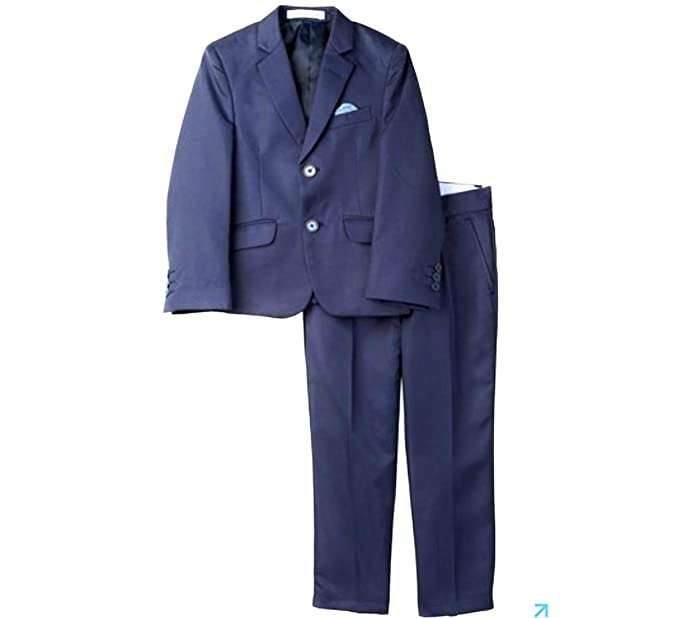 9813dc24856 Image Unavailable. Image not available for. Color  English Laundry Boys  Navy Suit