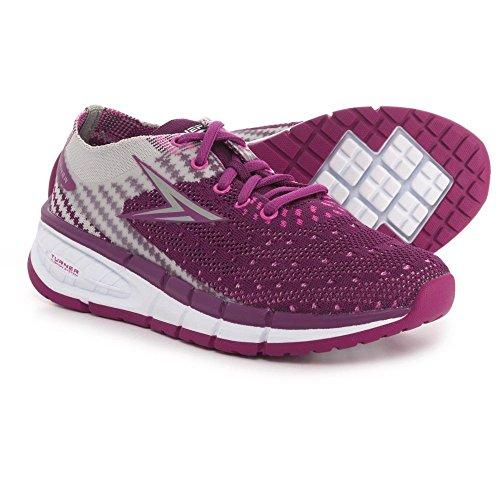 フレア陰気インフルエンザ(ターナー フットウェア) Turner Footwear レディース ランニング?ウォーキング シューズ?靴 T-Levon Running Shoes [並行輸入品]