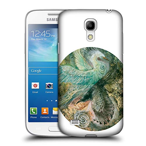 Official Stephanie Law Divergent Birds Hard Back Case for Samsung Galaxy S4 Mini - Galaxy S4 Phone Case Divergent