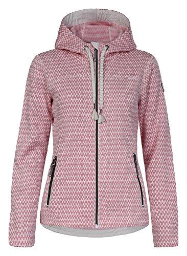 ICEPEAK Damen Fleece Lunette, Light Pink, 38, 554804610I