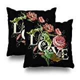 Best Buds T Shirt Sets - Set of 2 Decorativepillows Case Throw Pillows Covers Review