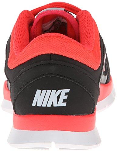 Rød Trener Flex Svart Platina Laser Sport Sko Nye Ren Trainercross Nike 86x1wfqA7