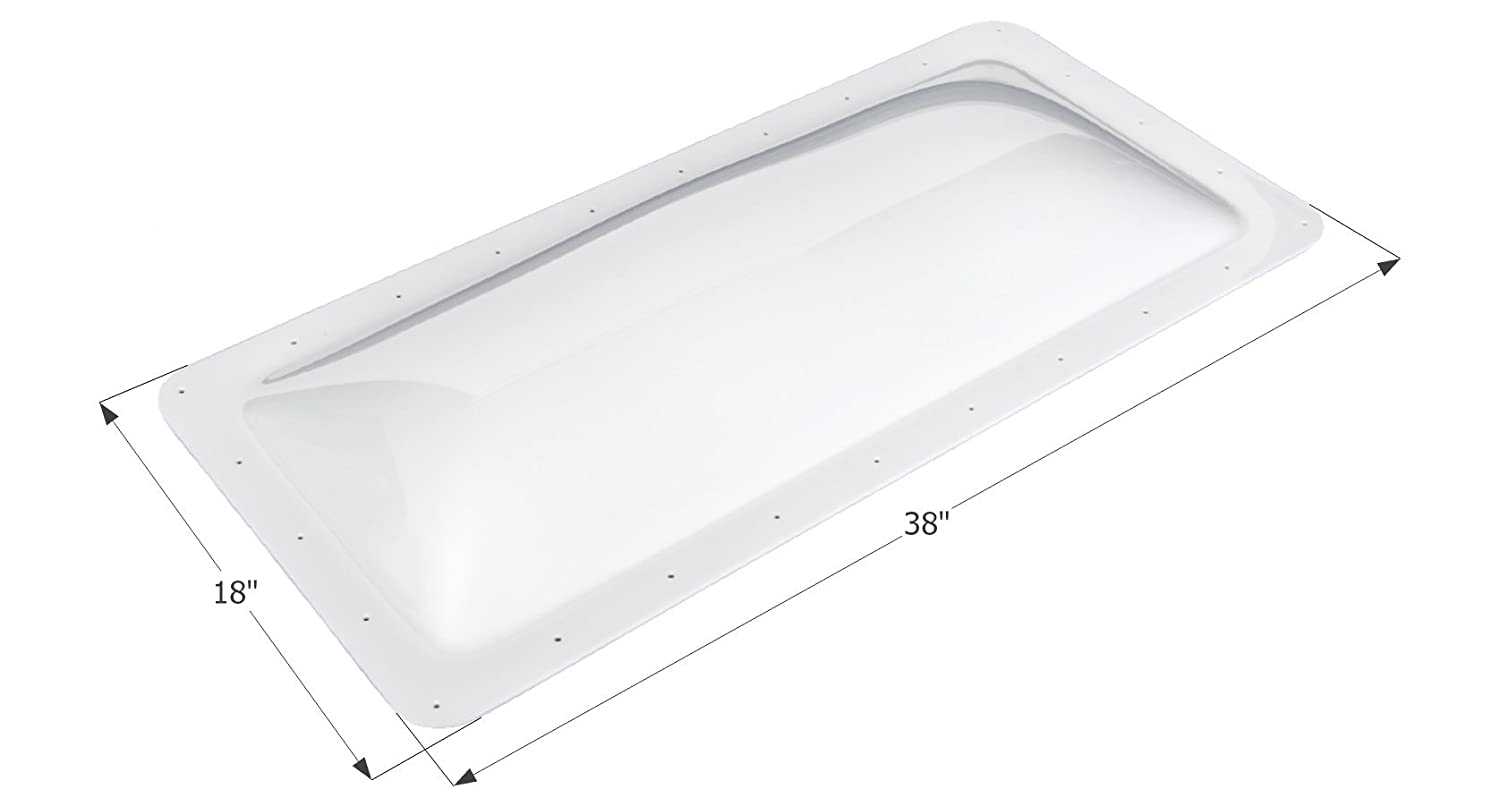 ICON RV Skylight - SL1434S - Smoke Icon Technologies Limited 12118