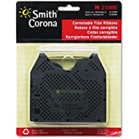 Quality Product By Smith Corona - Correable Film 2 Black