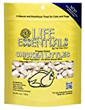Cat-Man-Doo Life Essentials Freeze Dried Chicken Littles for Dogs & Cats -5 oz For Sale