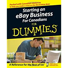 Starting an eBay Business For Canadians For Dummies