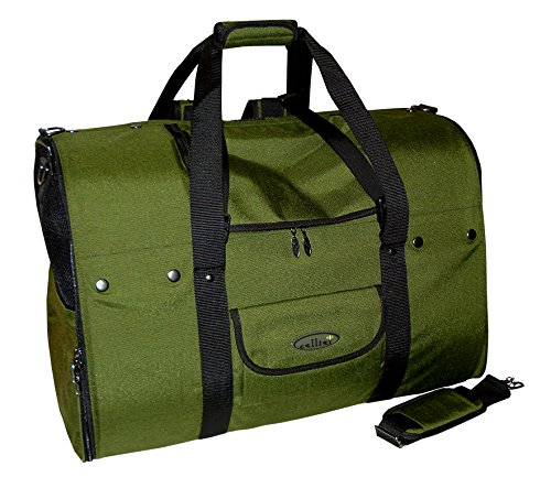 Celltei Backpack-o-Pet - Cordura(R) Green - Large Size by Celltei