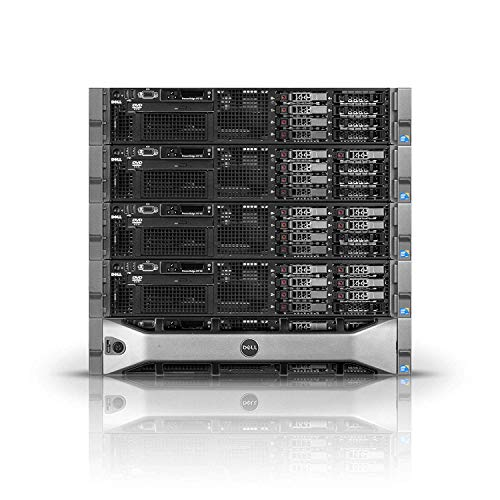 Dell PowerEdge R710 Server | 2×2.80GHz X5660 | 32GB | PERC6i | 4X 300GB (Renewed)
