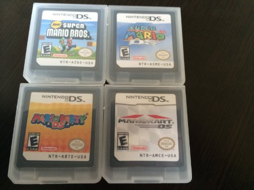 Ds Mario Collection 2: Kart, Super Mario 64, Super Brothers, Party Ds