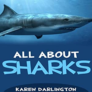 All About Sharks Audiobook