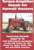 Torque-Amplifier Repair for Farmall Tractors Instructional DVD