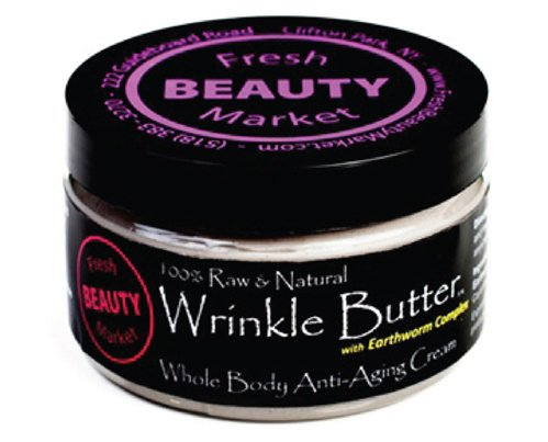 Wrinkle Butter with Earthworm Pooh Extract