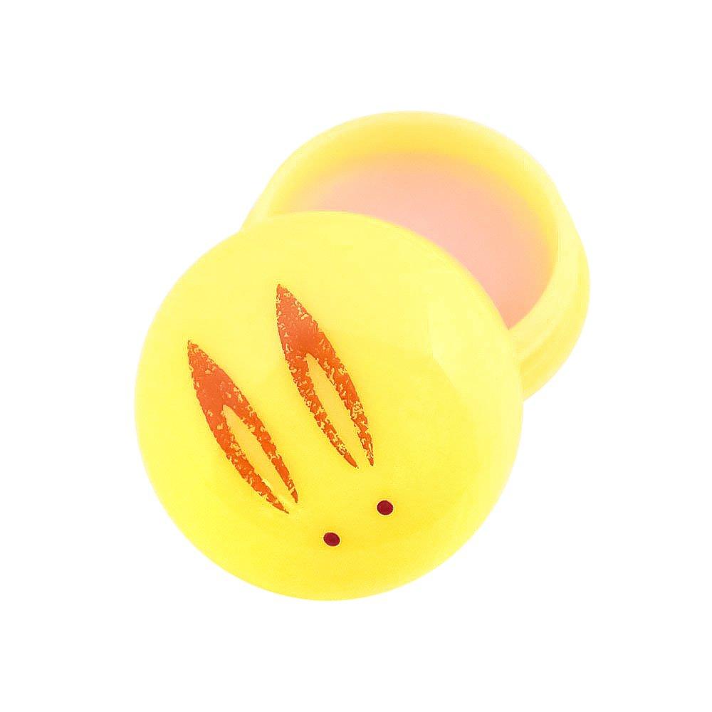 Bunny Solid Perfume (Fragrant Olive) Usagi Manju : Kyoto Bath & Body !! Samurai market reikos_0017062681_HPC_001