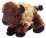 Wild Republic Hug Ems Bison Plush Toy