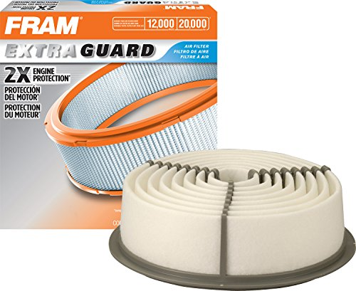 FRAM CA4939 Extra Guard Round Plastisol Air Filter