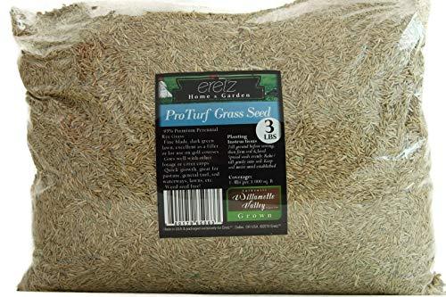 ProTurf Grass Seed by Eretz - Willamette Valley, Oregon Grown (3lbs)
