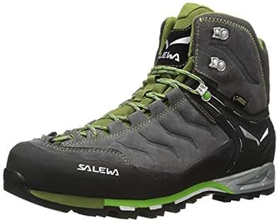 Salewa men 39 s ms mtn trainer mid gtx hiking for Salewa amazon