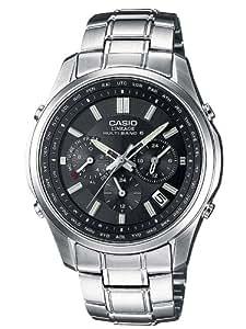 CASIO LIW-M610D-1AER - Reloj de caballero de cuarzo, correa de acero inoxidable color plata