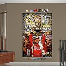 Fathead 33-33051 Wall Decal, Tony Stewart Sprint Cup Trophy Mural