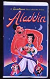 img - for Aladdin : A Goodtimes Classic Animated Feature VHS Cassette book / textbook / text book
