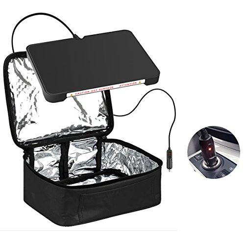 Food Warmer Personal Portable Mini Oven Electric Lunch Warme