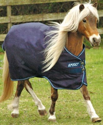 (Horseware Amigo Bravo Pony Turnout Sheet 54)