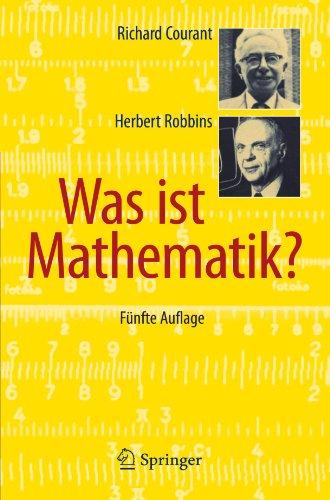 Was ist Mathematik? (German Edition)