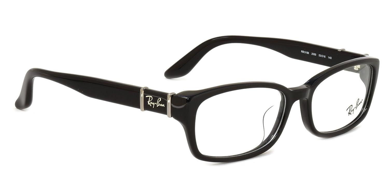【レイバン国内正規品販売認定店】RX5198 2000 Ray-Ban (レイバン) メガネフレーム B01D7ADIMQ プラスチックG15同等色(度なし)