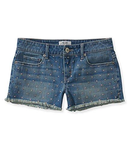 Aeropostale Womens Studded Cutoffs Casual Mini Shorts supplier